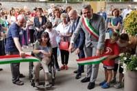 Inaugurazione centro diurno disabili Podenzano (Pc)