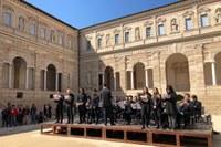 Chiostri San Pietro, Reggio Emilia, 23 marzo 2019