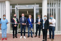 Inaugurazione Cra Novafeltria, 4 luglio 2020