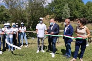 Inaugurazione Eco Park Casteldelci, 4 luglio 2020
