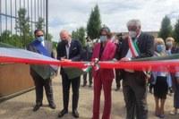 Inaugurazione Giardino Ducale a Sassuolo 2