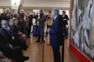 Presentazione Guernica icona di pace_Mezzetti e Bianchi
