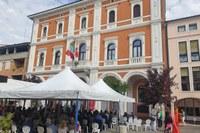 Inaugurazione Municipio Conselice 1