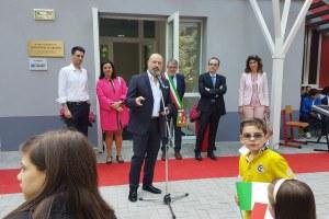 Scuola Monticelli inaugurazione