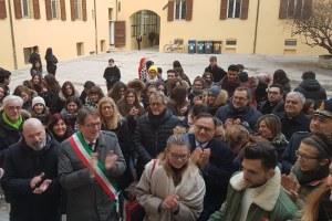 Inaugurazione Istituto Venturi Modena