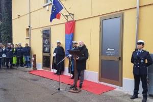 Inaugurazione nuovo Comando intercomunale Polizia locale a Fornovo di Taro (Pr), gennaio 2019 - 2