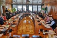Delegazione svedese 2