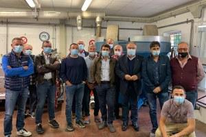 Assessore Alessio Mammi incontra in Romagna produttori e associazioni filiera avicunicola e olio dop