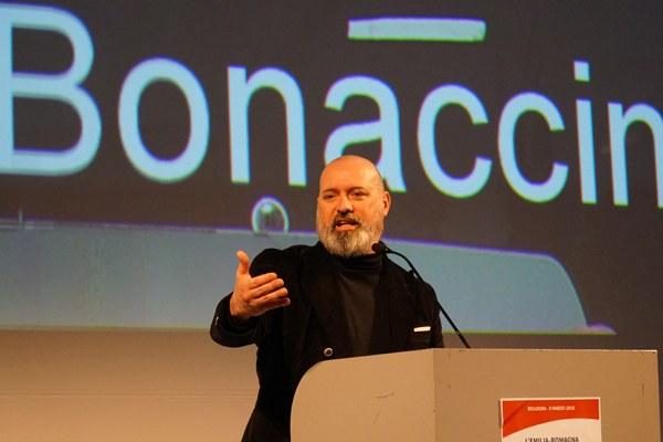 Manifestazione infrastrutture, presidente Stefano Bonaccini Palacongressi 9 marzo 2019 -2