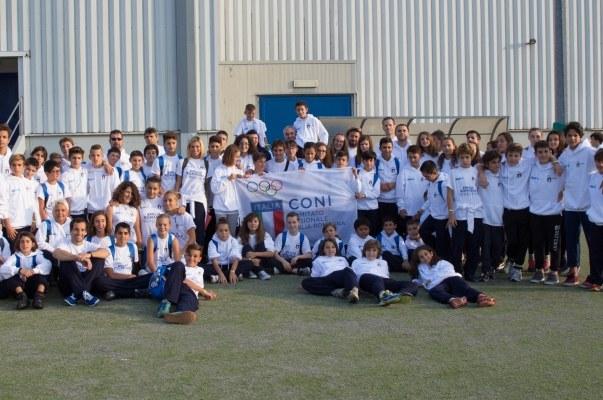 Trofeo Coni_la squadra della regione