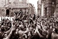 Liberazione 1945 di Bologna