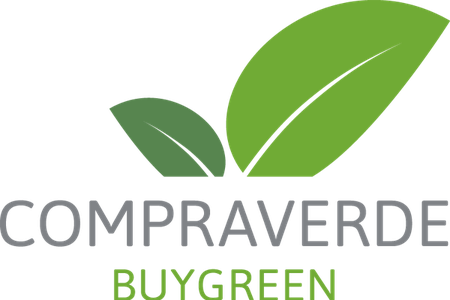 Compraverde Buy green logo