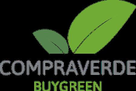 Compraverde Buy green logo