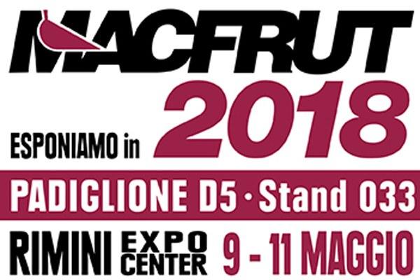 Macfrut 2018, logo