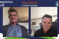 """Evento """"La maglia azzurra"""" 24 marzo 21 - 1"""