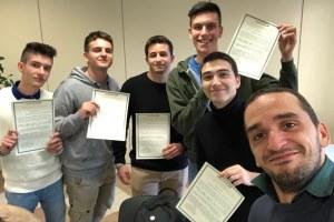 Mecavet, Majorana San Lazzaro, studenti
