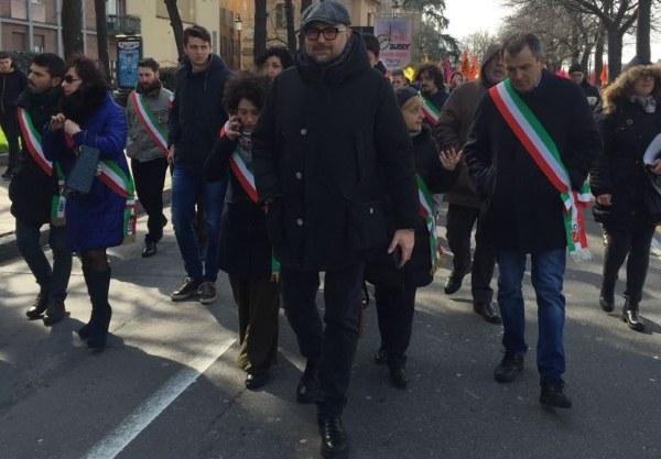 Marcia vittime mafia a Parma 1