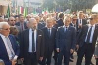 74° Commemorazione Marzabotto, pres. Bonaccini - 30/09/2018