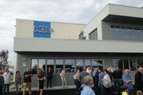 Inaugurazione Meta