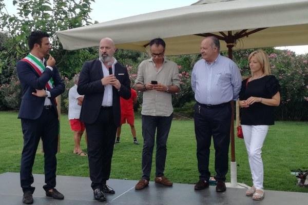 Lungomare Milano Marittima inaugurazione (luglio 2018)