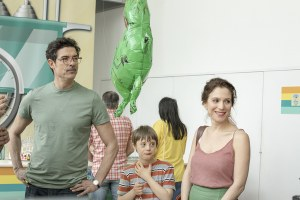 Venezia2019 - Mio fratello rincorre i dinosauri 1