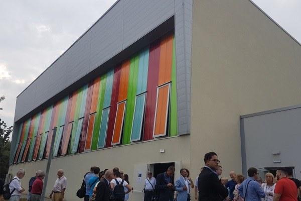 Inaugurazione anno scolastico, edificio Mirandola 17 settembre 2018