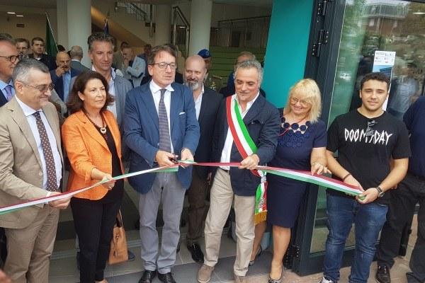 Inaugurazione anno scolastico, Bonaccini a Mirandola 17 settembre 2018