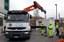 Coronavirus montaggio container per elisoccorso ospedale Maggiore Bologna ad opera di volontari Federgev 2