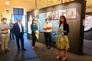 Visita alla Mostra su Ligabue, Gualteri