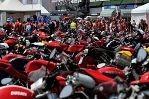 Motor Valley Fest, moto, Ducati