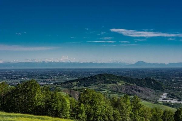Neviano degli Arduini, panorama Valli del Fuso, 21 luglio 2019