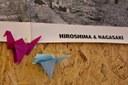Gru della Pace, origami 2