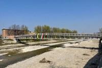 Inaugurazione Ponte della Navetta Parma (marzo 2021)