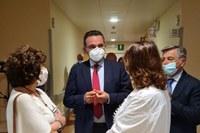 Ospedale Porretta_ visita Donini
