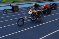 Atleti paralimpici