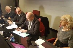 Patto lavoro Giovani più Bonaccini Bianchi Mezzetti Costi novembre 2018