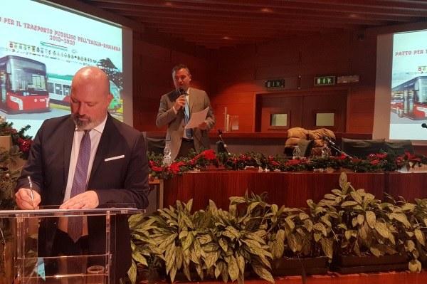 patto tpl, firma bonaccini (11-12-17)
