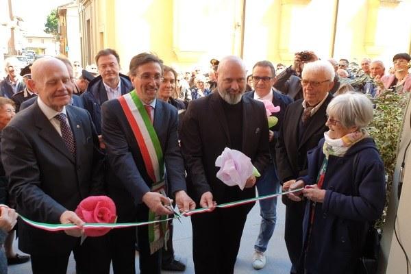Inaugurazione Palazzo Pennazzi, Mordano/2,  23 marzo 2019