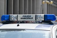Polizia locale, macchina