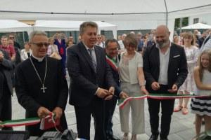 Inaugurazione polo anziani Roberto Rossi, Novi di Modena
