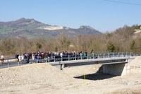 Ponte Rio Maggio due, 23 marzo 2019