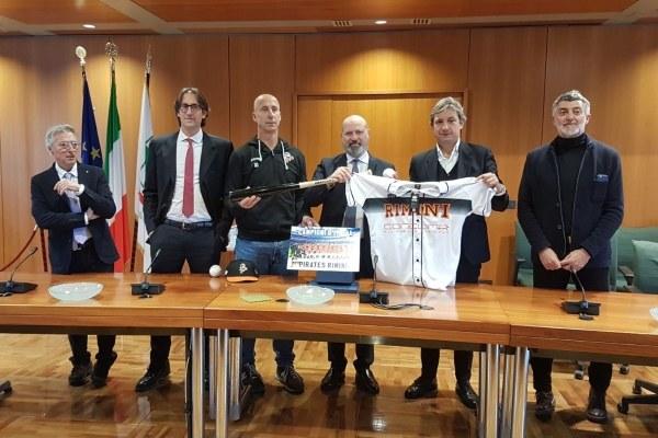 Premiazione Baseball Rimini 1