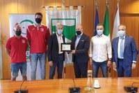 Premiazione Società Bakery Sport Piacenza a