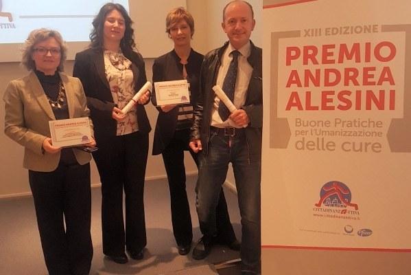 Premio Alesini alla sanità