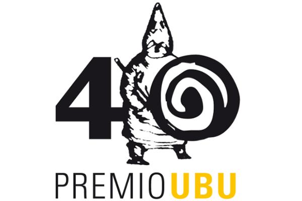 Premio UBU 2017 logo