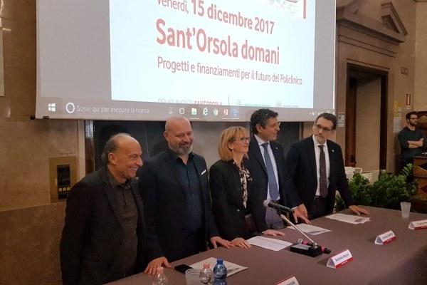 Presentazione Policlinico S. Orsola investimenti RER 15 dicembre 2017