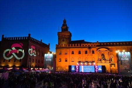 Presentazione squadre Giro d'Italia 2019, Bologna