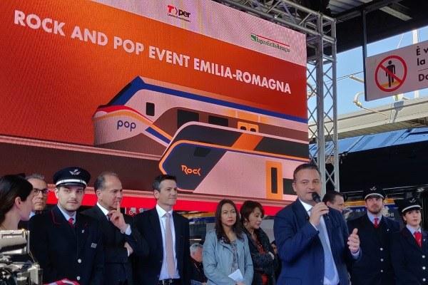 Nuovi treni Rock e Pop Donini, 23 marzo 2019