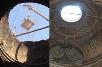 Ricostruzione 7 anni prima e dopo