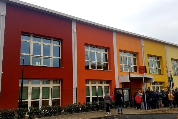 Inaugurazione primaria Mascarino di Castello d'Argile, gennaio 2019 - 3